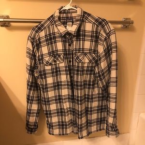 Patagonia Men's Flannel Size Large